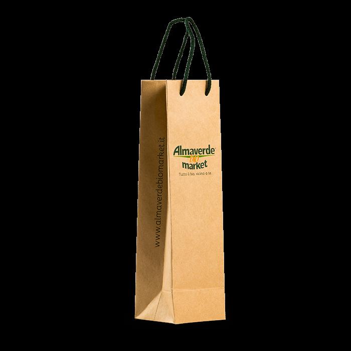sacchetto naturale avana