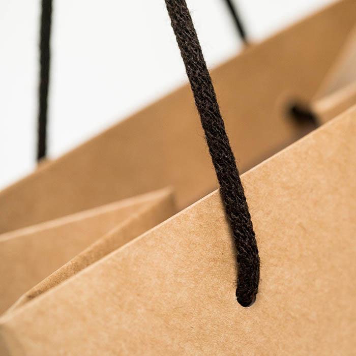 sacchetto personalizzabile naturale