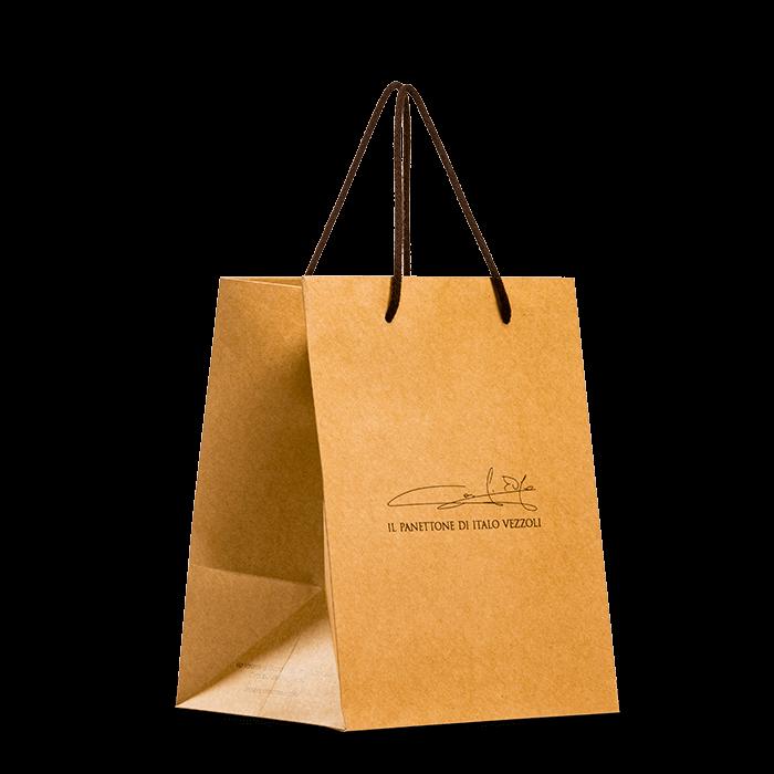 sacchetto carta avana