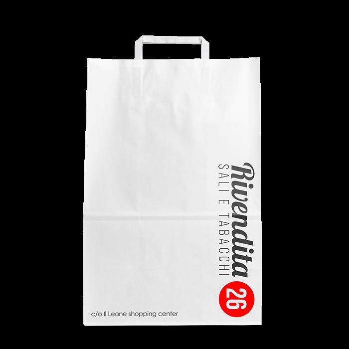 borse di carta personalizzabili