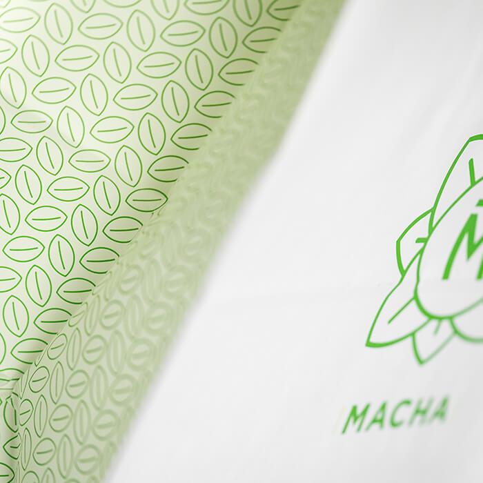 sacchetti personalizzabili con maniglia piatta