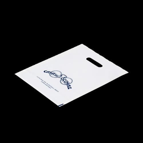 shopper plastica personalizzate