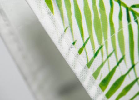 sacchetti di tessuto su misura