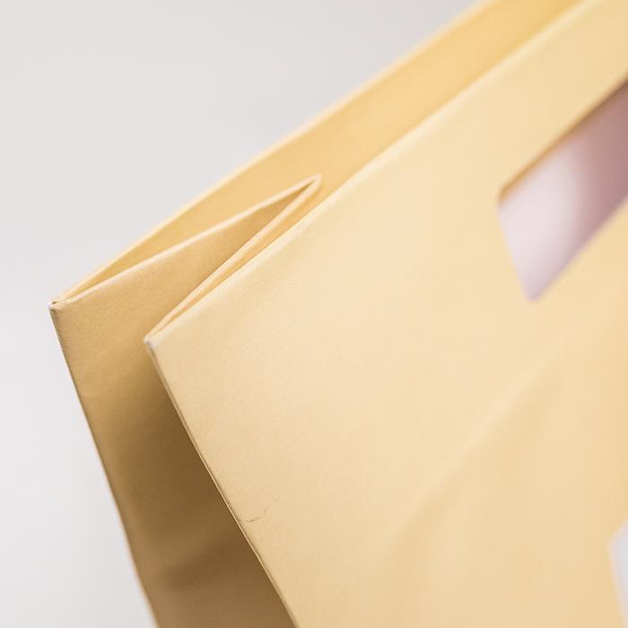 sacchetti di carta colorati