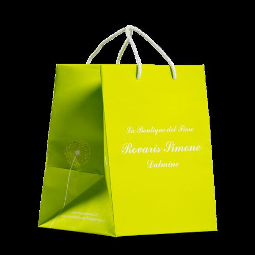 borse carta personalizzate