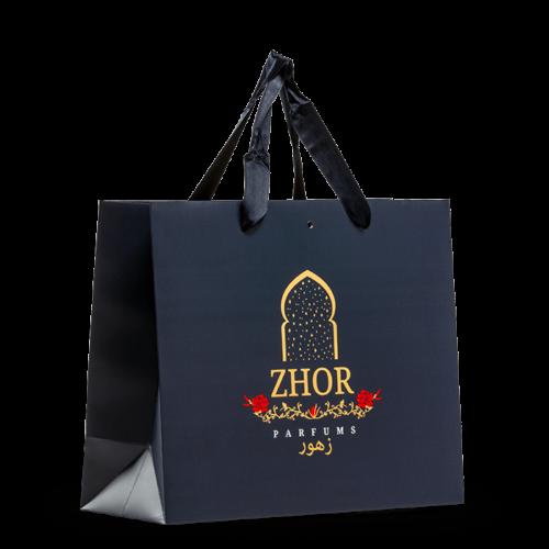sacchetto personalizzato di carta plastificata