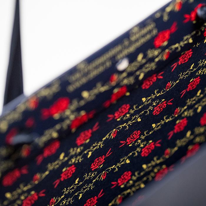 dettaglio sacchetto personalizzato