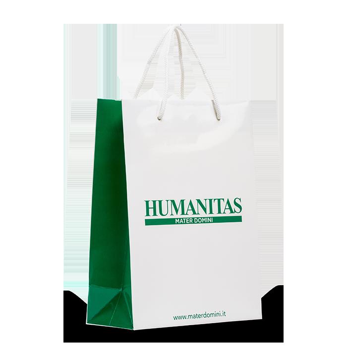 shopper plastificate personalizzabili
