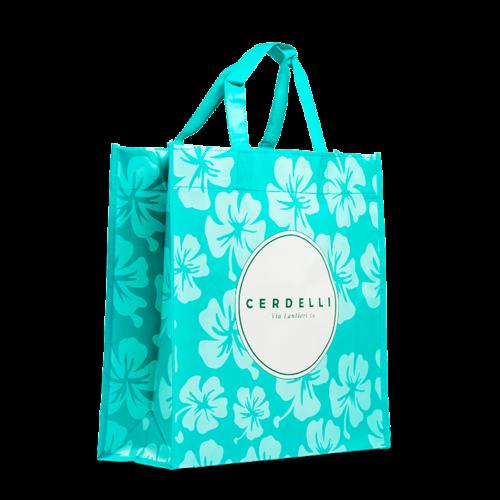 shopping bag per negozio abbigliamento