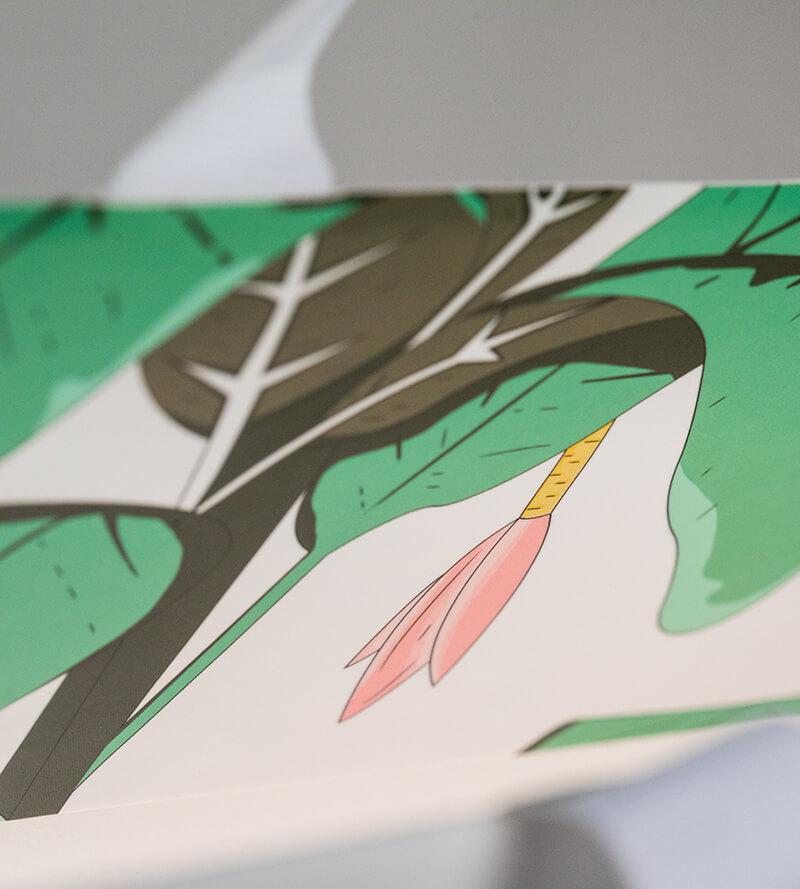 buste di carta colorate personalizzate