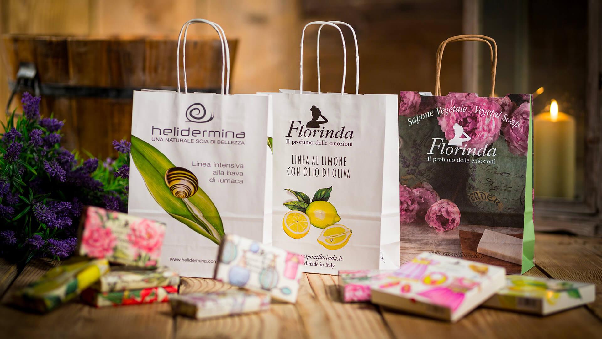 sacchetti carta da personalizzare